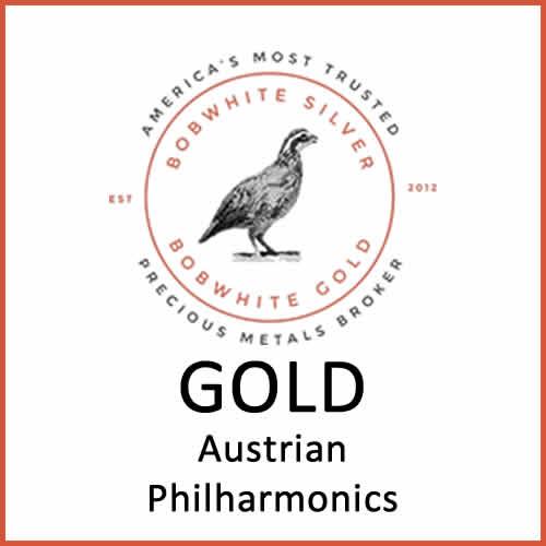 Gold Austrian Philharmonics