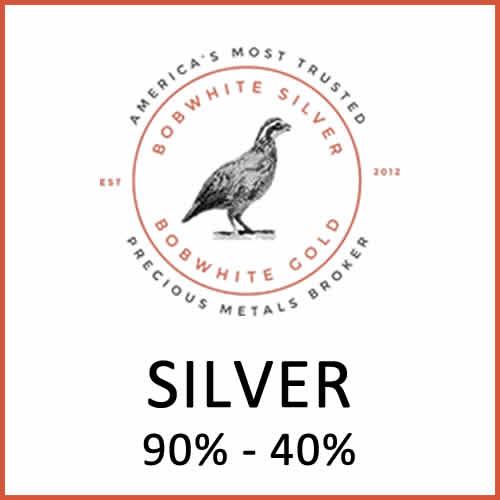 Silver 40% silver