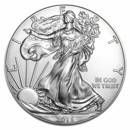 Silver American Silver Eagle